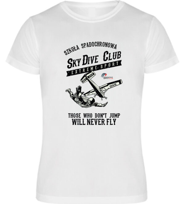 t-shirt SkydiveClub