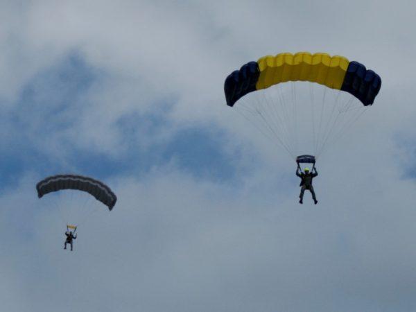 szkolenia spadochronowe